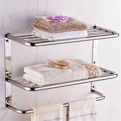 Bathroom Shower Shelves Towel Racks Bar Shelves
