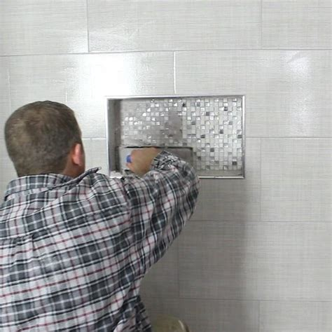 Bathroom Tiling detailed instructions on how to tile a