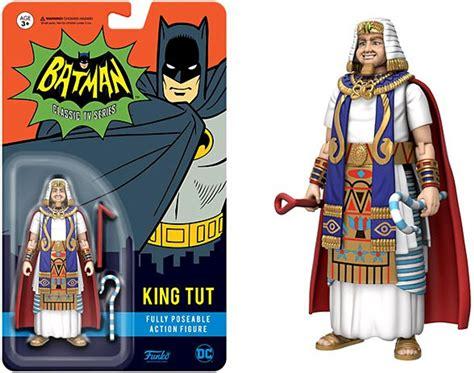 Batman 1966 King Tut Action Figure Funko Batman