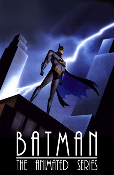 Batman The Animated Series Western Animation TV Tropes