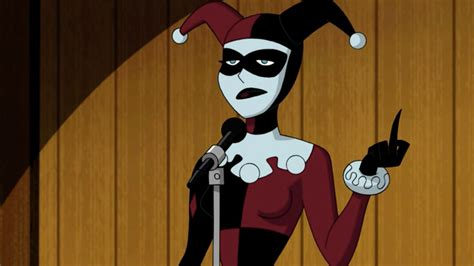 Batman and Harley Quinn Gives a Big Middle Finger To the