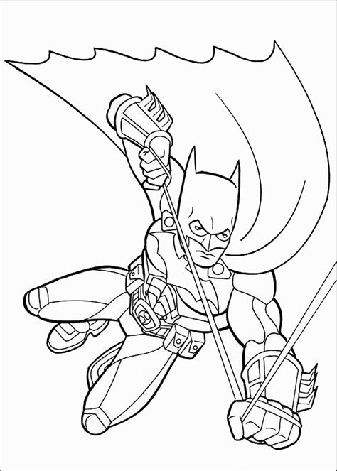 Batman coloring pages Coloring pages for kids