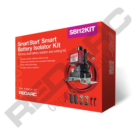 p ha dual battery system wiring diagram images battery isolator and wiring kit 12v products redarc