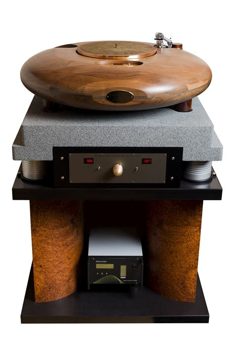 Battery powered Stealth Turntable R evolution Meteor