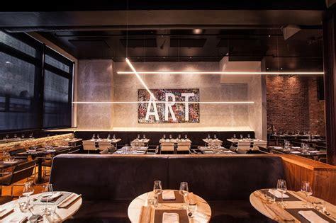 Bauhaus Restaurant Upscale Voted Best European in