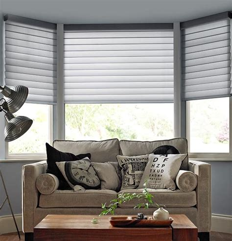 Bay Window Blinds Thomas Sanderson