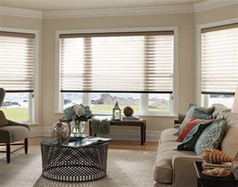 Bay Window Treatments Ideas Blindsgalore