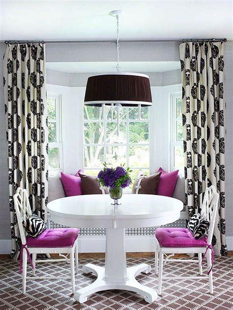 Bay and Bow Window Treatment Ideas