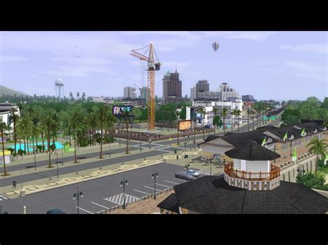 Beach City by Rflong7 Community The Sims 3