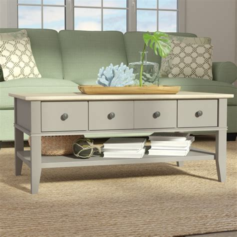 Beachcrest Home Montverde Coffee Table Reviews Wayfair
