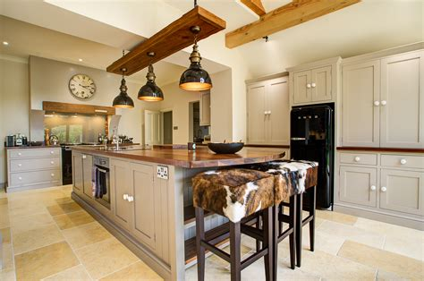 Beautiful Handmade Kitchens by Parlour Farm Cotswolds