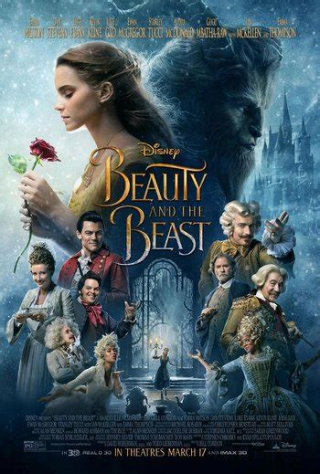 Beauty and the Beast 2017 Film TV Tropes