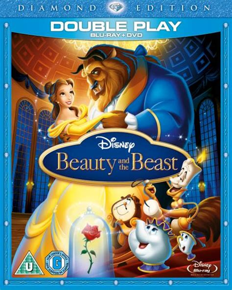 Beauty and the Beast Blu ray Review Diamond Edition