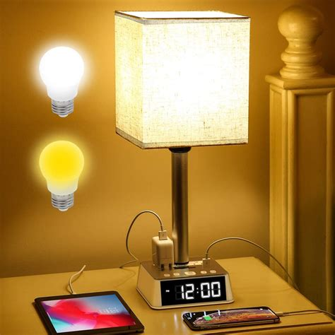 Bedside Lamps Power Outlet Bedside Lamps Power Outlet