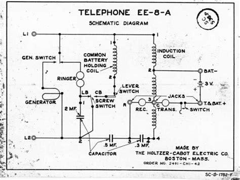 Beehive Phone Wiring Diagram