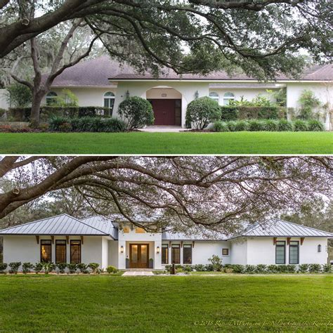 Before and After Home Exterior Makeovers Better Homes