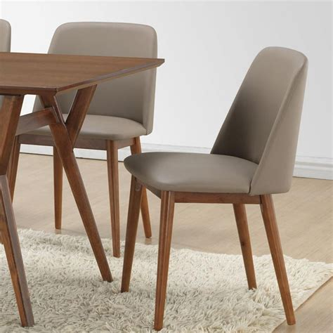 Beige Upholstered Kitchen Dining Chairs You ll Love