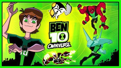 Ben 10 Cartoon Network Free Games Online Videos Full