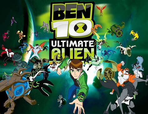 Ben 10 Games Play Ben 10 Games Online for Free