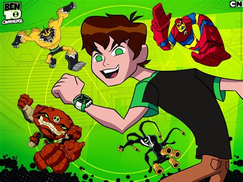 Ben 10 Omniverse Ben 10 Omniverse Cartoon Network