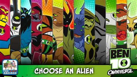 Ben 10 Omniverse Cartoon Network Free online games and