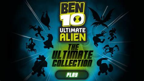 Ben 10 Omniverse Ultimate Collection Cartoon Network