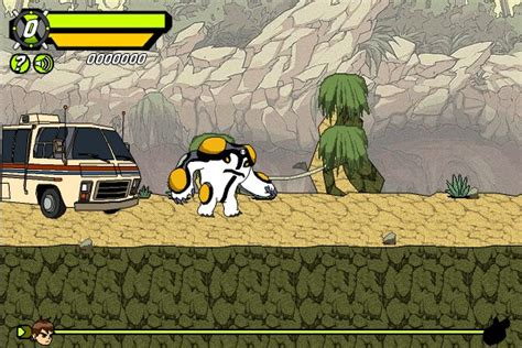 Ben 10 Savage Pursuit Play The Free Game Online