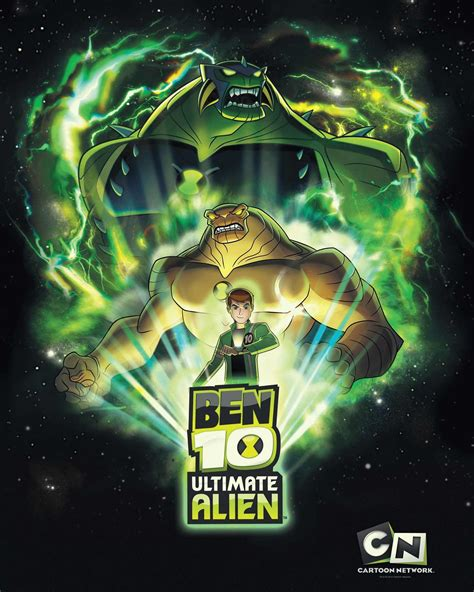 Ben 10 Ultimate Alien TV Shows Play Free Online Games