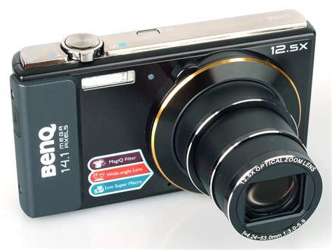 BenQ GH200 Pocket Zoom Camera Review - Digital camera