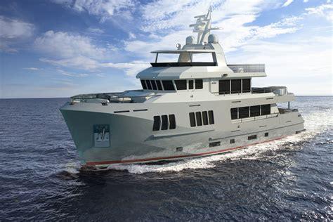 Bering 95 Ocean Going Trawler Yacht Bering Yachts
