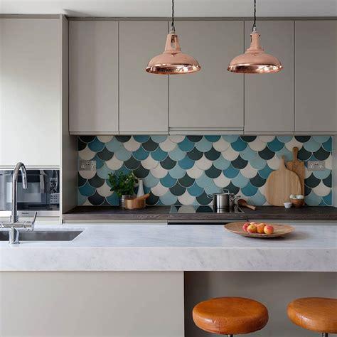 Best 25 Blue kitchen tiles ideas on Pinterest Tile
