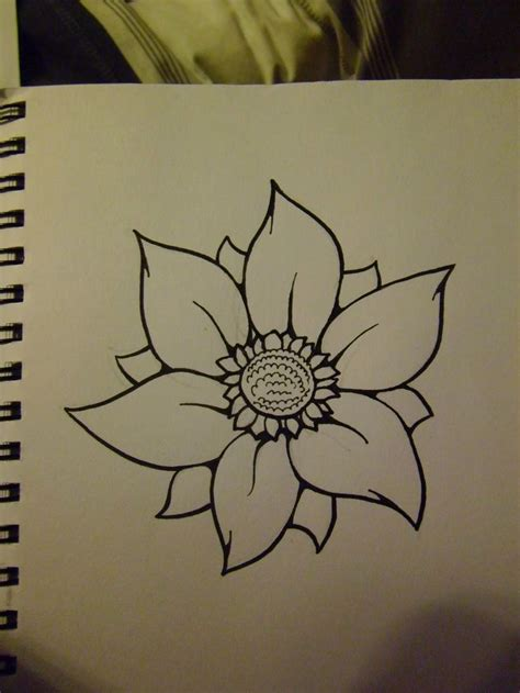 Best 25 Easy to draw flowers ideas on Pinterest How to