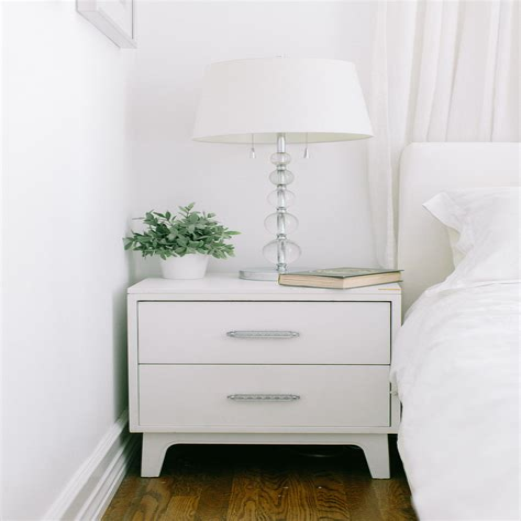 Best 25 White bedside tables ideas on Pinterest Night