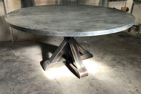 Best 25 Zinc table ideas only on Pinterest Concrete