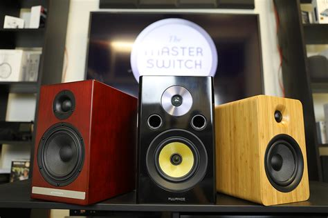 Best Bookshelf Speakers of 2017 The Master Switch