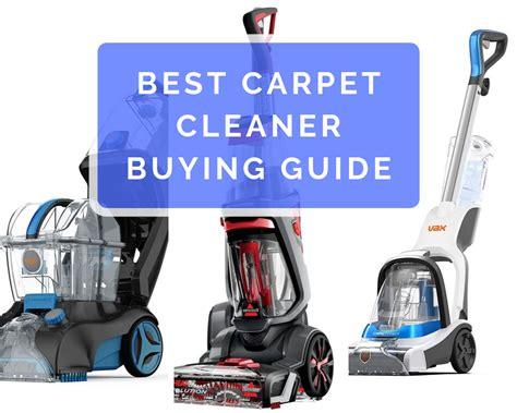 Best Carpet Cleaner Reviews UK Models 2017 Top Buys