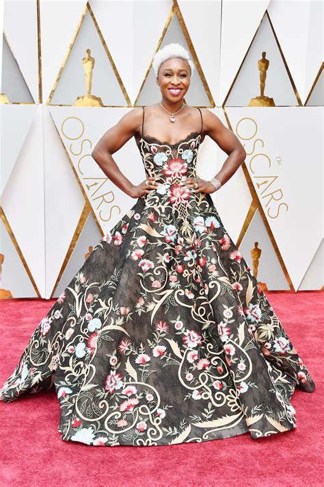 Best Dresses From the Oscars Red Carpet 2017 Academy