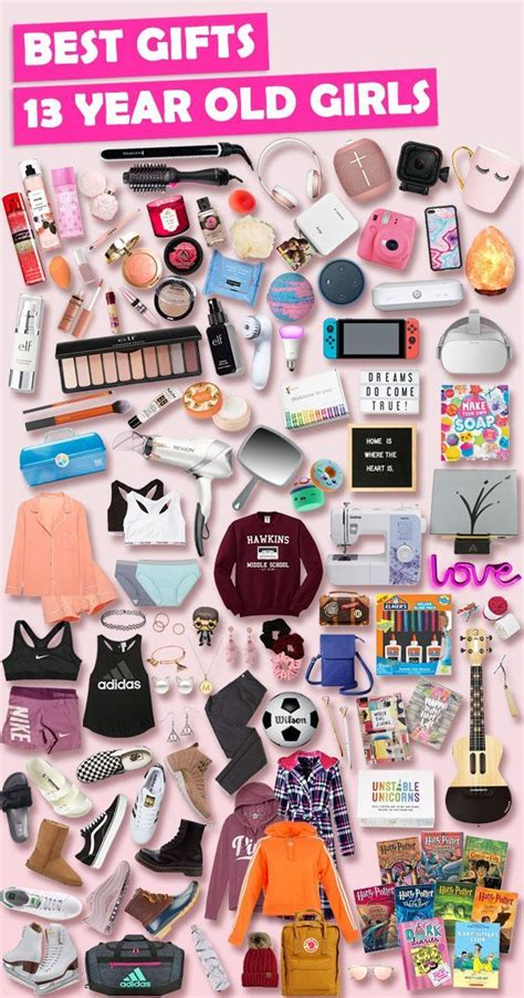 Best Gift Ideas For 13 Year Old Girls Toy Buzz