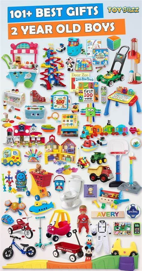 Best Gifts And Toys For 2 Year Old Boys Toy Buzz
