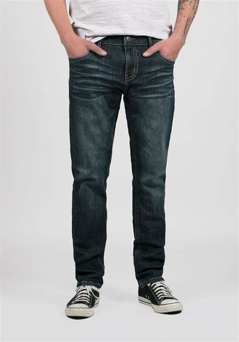 Best Mens Tapered Jeans