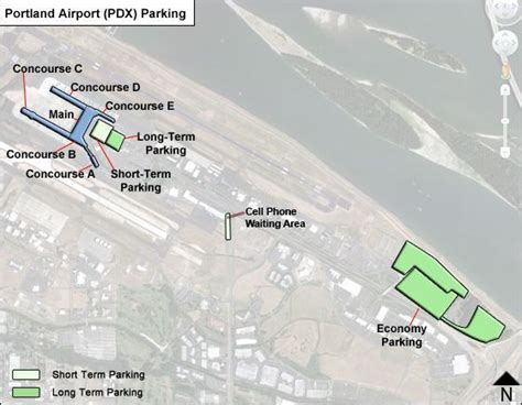 Best Rates On PDX Long Term Parking Airport Parking
