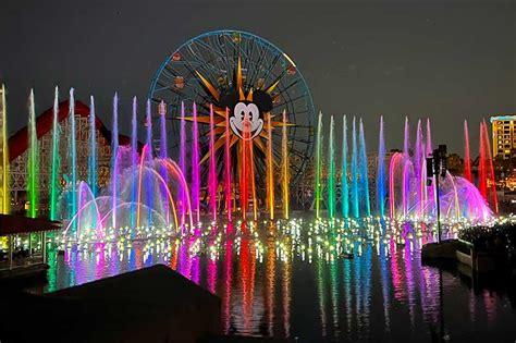 Best World of Color Viewing Spots Disney Tourist Blog