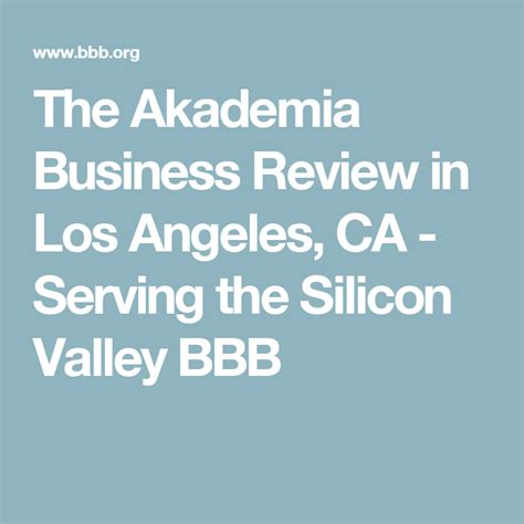 Better Business Bureau in Los Angeles CA with Reviews