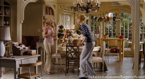 Bewitched Tour the Adorable Cottage House in the Movie
