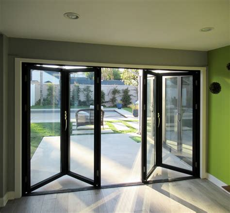 Bi Fold Aluminum Doors