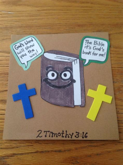 Bible Crafts and Resources for Children