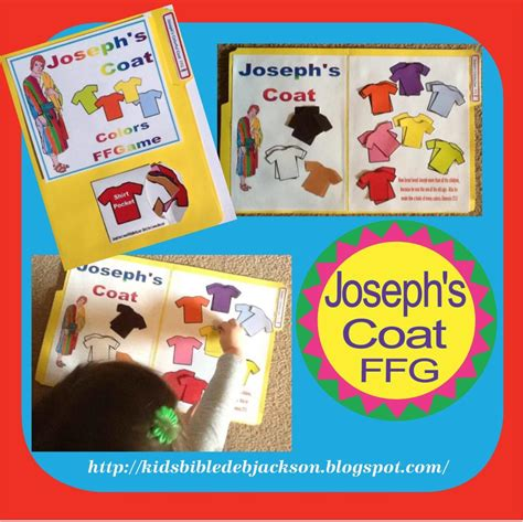 Bible File Folder Games Bible Story Printables