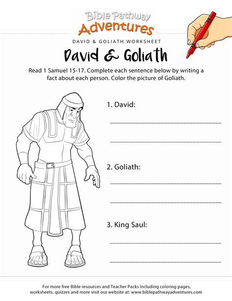 Bible Stories Printable Lesson Sheets Bible Printables