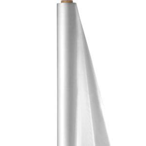 Big Party Pack CLEAR Plastic Table Cover Roll 40in x 100ft