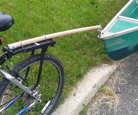 Bike Kayak Trailer 6 Steps with Pictures Instructables